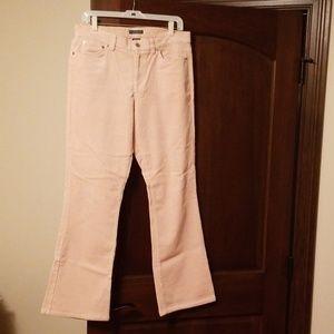 Vintage Ralph Lauren pink corduroy pants size 8
